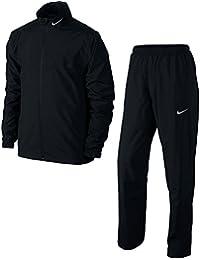 (ナイキ) Nike メンズ Storm Fit レインスーツ スポーツ トレーニング 撥水 通気性 ジャケット パンツ