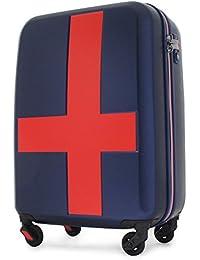 (イノベーター)INNOVATOR スーツケース INV48/48T 48cm 【INV48T】NAVY/RED