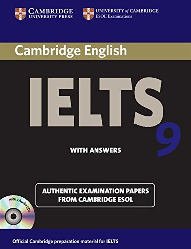 Cambridge IELTS 9 Self-study Pack (Student's Book with Answers and Audio CDs (2)): Authentic Examination Papers from Cambridge ESOL (IELTS Practice Tests)の詳細を見る