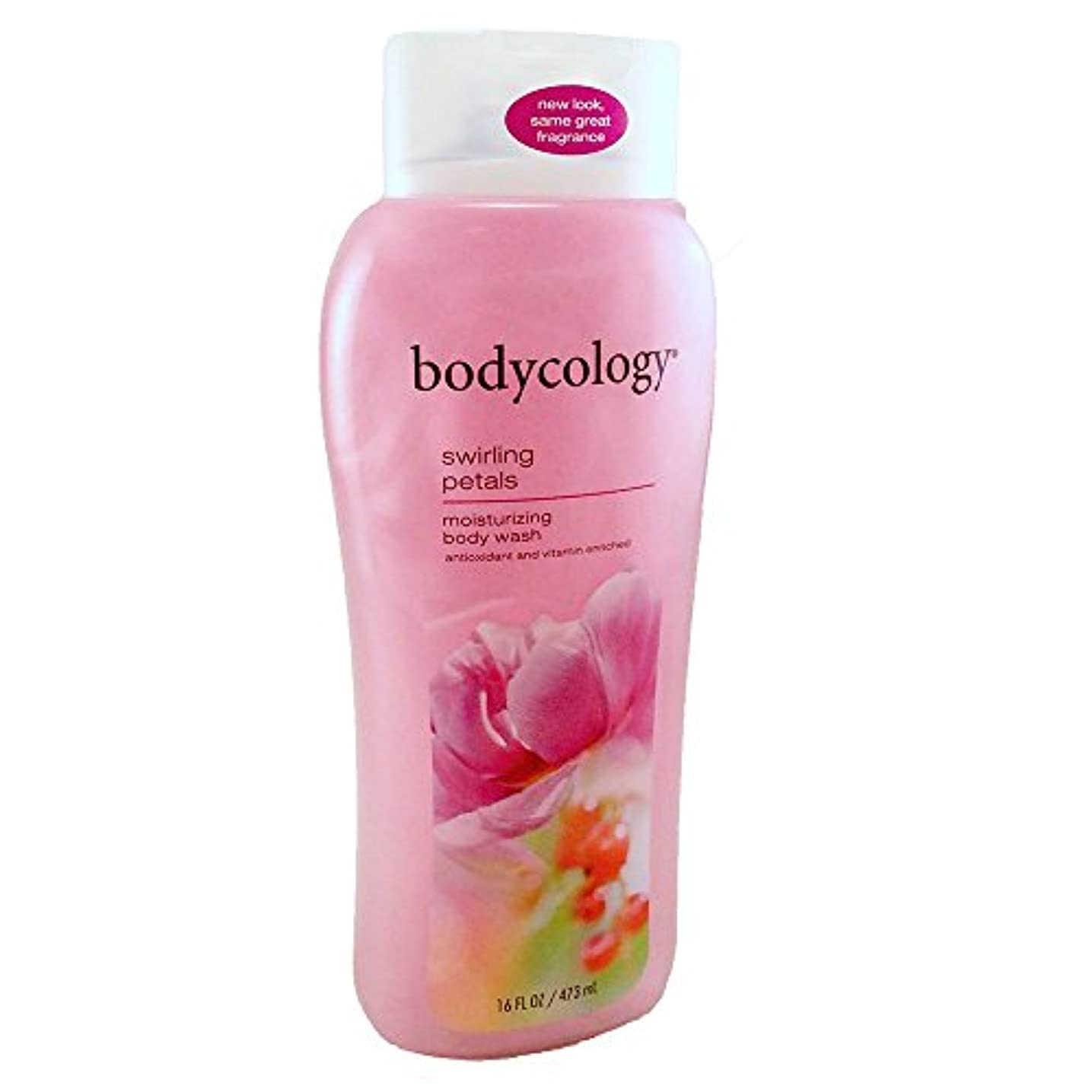 簡単にゆりかご企業Bodycology Moisturizing Body Wash, Sweet Seduction, 16 oz by Bodycology