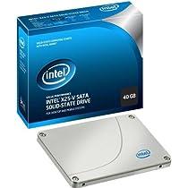 Intel Boxed X25-V Value SATA SSD 40GB SSDSA2MP040G2R5
