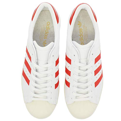 Adidas BB2246 Superstar White 6.0 Superstar Unisex Sneakers White Size 6