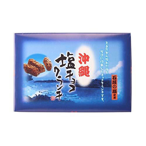 沖縄 塩チョコクランチ 12個入×6箱 石垣の塩使用 沖縄菓子 お土産
