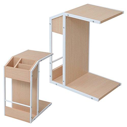 Rita(リタシリーズ) Sofa side table  DRT-0008 (DRT-0008-WH ホワイト)