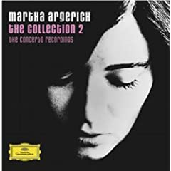 Martha Argerich the Collection 2 the Concertos Recordings(7枚組)のAmazonの商品頁を開く