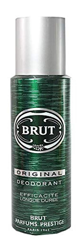 富豪恐れる告発Brut Original Deodorant For Men, 200ml