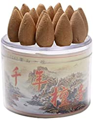 茶道、オフィス、居間の装飾、お香のサポート、瞑想僧侶シリーズのためのツールの6セット,Incense