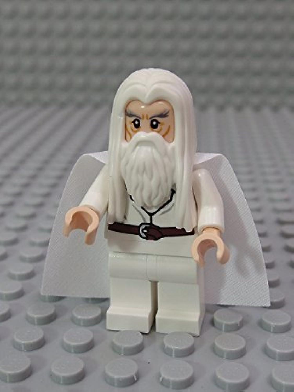 レゴ ミニフィグ【ホビット 063】 Gandalf the White_A