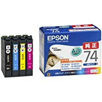EPSON 純正インクカートリッジ IC4CL74