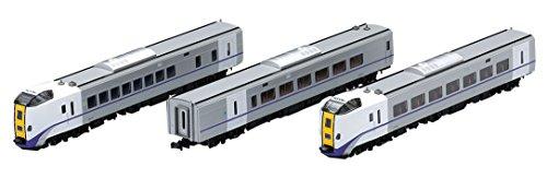 TOMIX Nゲージ キハ261 1000系 新塗装 基本セット 98232 鉄道模型 ディーゼルカーの詳細を見る
