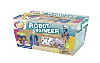 STEMtoys Kids First Robot Engineer Kit [並行輸入品]
