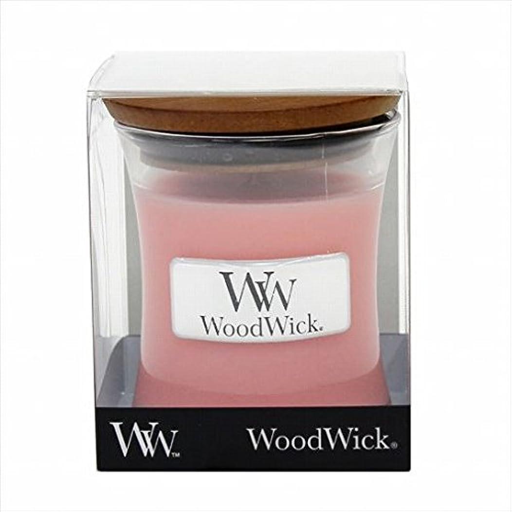 名声あたたかい勤勉なカメヤマキャンドル( kameyama candle ) Wood Wick ジャーS 「 ベリーソルベ 」
