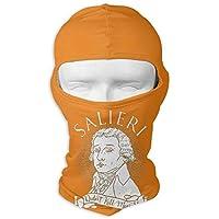 Salieriはモーツァルトを殺しませんでした 女性と男性の屋外スポーツの水分発散のための紫外線保護フルフェイスマスク