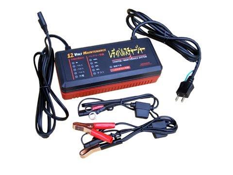 加地貿易 レディパルスチャージャー 全自動バッテリー再生機 RPC-12