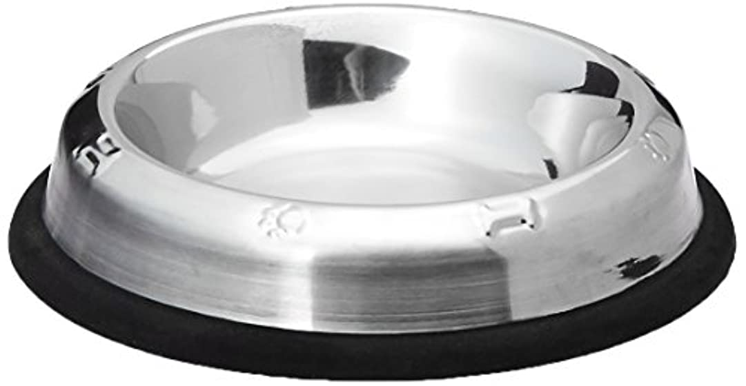 寄生虫スナック首尾一貫したProselect ZW1510 06 Essential SS Non Skid Bowl 6oz