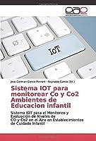 Sistema IOT para monitorear Co y Co2 Ambientes de Educacion infantil: Sistema IOT para el Monitoreo y Evaluación de Niveles de CO y Co2 en el Aire en Establecimientos de Cuidado Infantil
