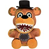 Funko Freddy: Five Nights at Freddy 's - The Twisted Ones x Collectible Plushies Plush + 1 公式FNAF トレーディングカードバンドル [29698]