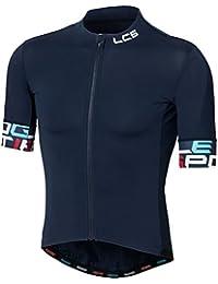 (ルコックスポルティフ)le coq sportif サイクリング 半袖ジャージジャケット QCMLGA40 [メンズ]