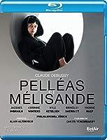 ドビュッシー:歌劇《ペレアスとメリザンド》[ブルーレイ, 日本語字幕] [Blu-ray]