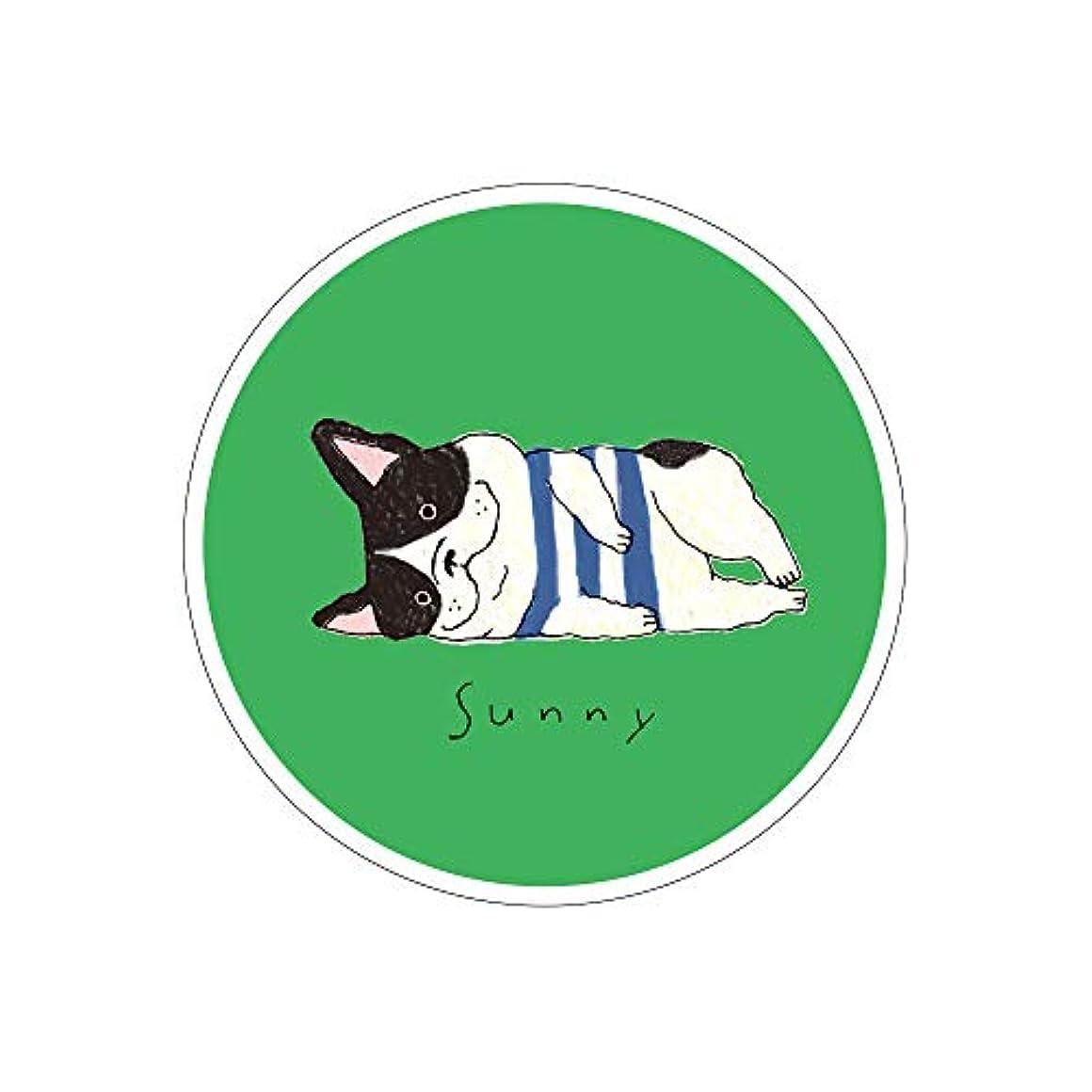 猟犬スクワイア施しフルプルクリーム フレンチブルドッグ グリーン ふんわり天然ローズの香り 20g