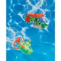 Spring & Summer Toys Banzai Aqua Dive Flyer 2-Pack