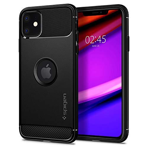 【Spigen】 スマホケース iPhone 11 ケース 6.1インチ 対...