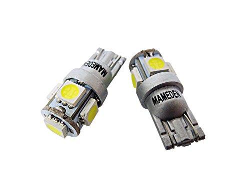 まめ電(MAMEDEN) T10 LED 電球色 ウォームホ...