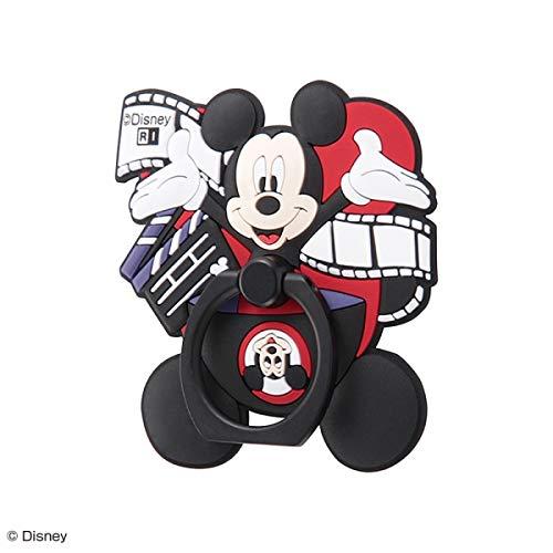 ディズニー ミッキー スマートフォン用リング スマホリング ...