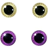 eyechips Selection Pullip (レモンイエロー×レッドパープル) ME-009