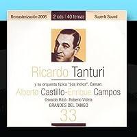 Grandes Del Tango 33 by Ricardo Tanturi