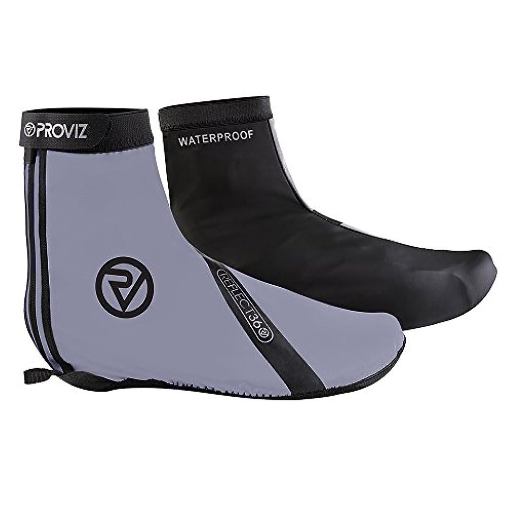 エトナ山競うリーチProviz REFLECT360 防水反射オーバーシューズ 優れたサイクリング