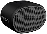 Sony SRS-XB01 Extra Bass Portable Bluetooth Speaker, Black
