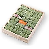 柿の葉すし (小鯛・鯖・鮭) 24個入
