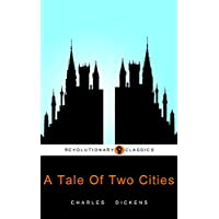 A Tale Of Two Cities: FREE Wuthering Heights By Emily Bronte (Active TOC, Active Footnotes, Unabridged, Illustrated) (English Edition)