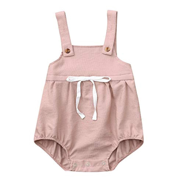 洋子ちゃん 夏 ベビー服 女の子 ロンパース レオタード レース かわいい 新生児 夏服 むじ 肌着 0-18か月