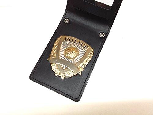 警察手帳(レプリカ)廉価版◆警察グッズ 撮影用 観賞用 演劇用 刑事ドラマ コレクション