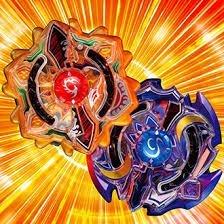 Beyblade BB-burst corocoro limited double Godbey