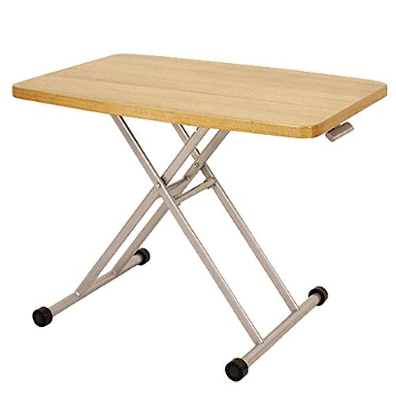 と闘う暗黙バンジージャンプテーブル、携帯用小さいテーブル、寝室の居間のオフィス、等のために適した、机、ダイニングテーブル、コンピューターの机、小さいコーヒーテーブル