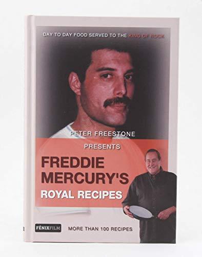 FREDDIE MERCURY'S ROYAL RECIPES - フレデリックマーキュリーのロイヤルレシピ
