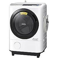 日立 ドラム式洗濯乾燥機 ビッグドラム 左開き 11kg シルバー BD-NV110BL S