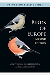 Birds of Europe: Second Edition: 59 Paperback