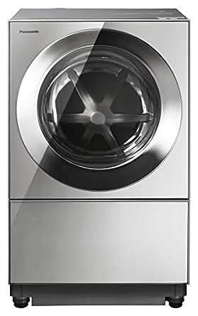 パナソニック ななめドラム洗濯乾燥機 Cuble(キューブル) 10kg 左開き プレミアムステンレス NA-VG2300L-X