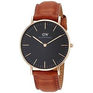 [ダニエル・ウェリントン]DanielWellington 腕時計 Classic Black Durham ブラック文字盤 DW00100138 【並行輸入品】