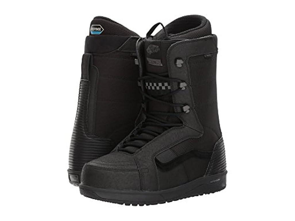 カーテン神の郡(バンズ) VANS メンズブーツ?靴 V-66 Black/Black 8 (26cm) D - Medium