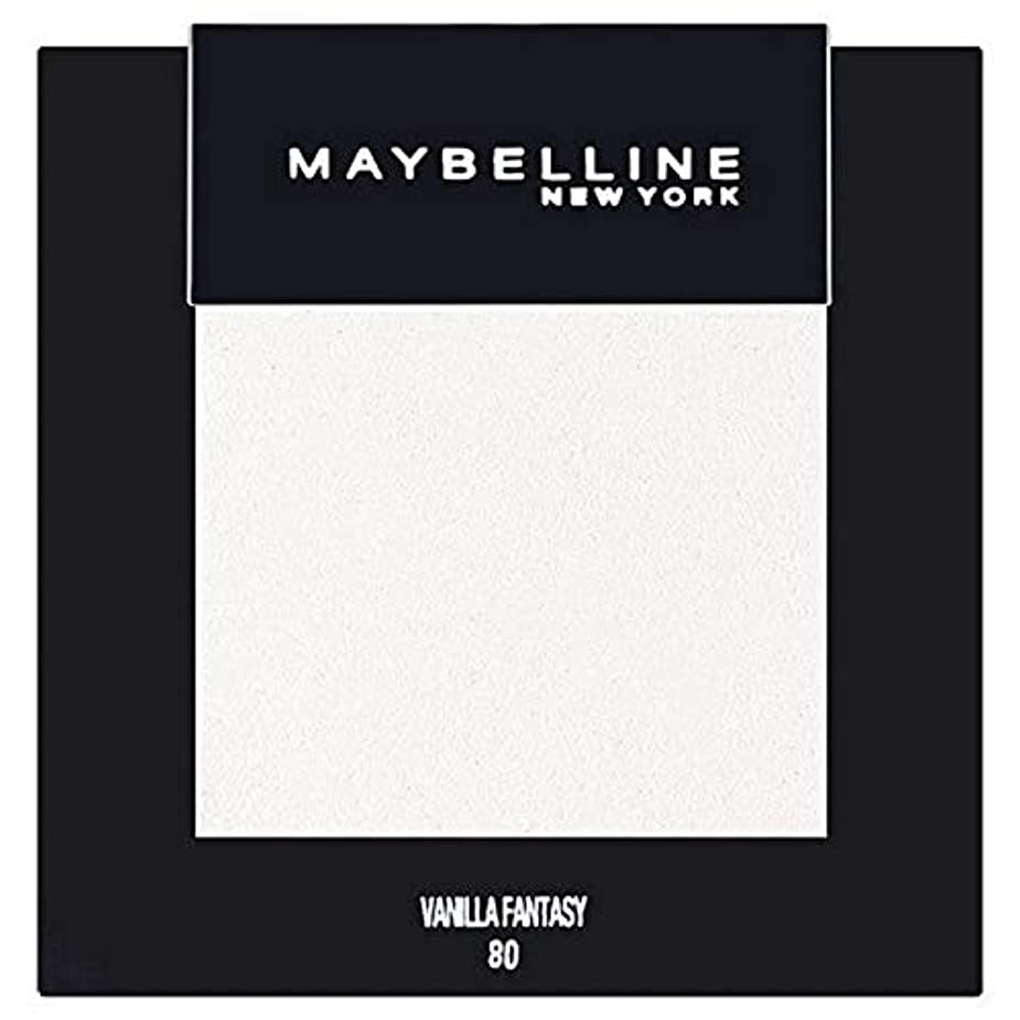 野心的ソーセージスペア[Maybelline ] メイベリンカラーショーシングルアイシャドウ80バニラ - Maybelline Color Show Single Eyeshadow 80 Vanilla [並行輸入品]