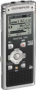 OLYMPUS ICレコーダー Voice-Trek  8GB リニアPCM対応 BLK ブラック V-85