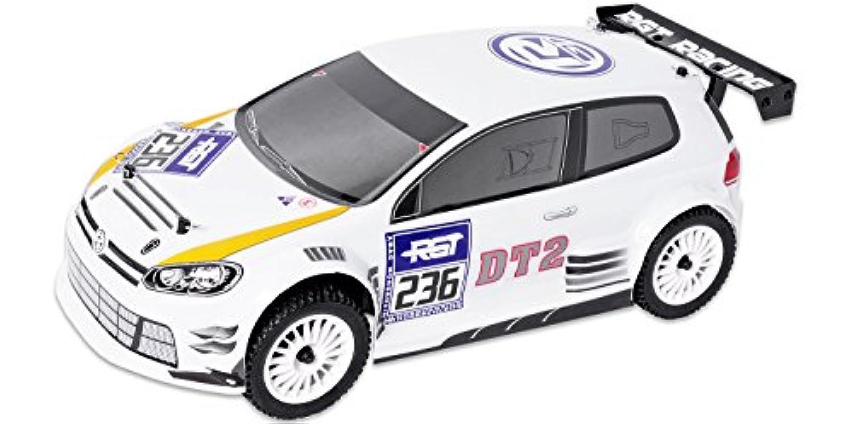 DT2 Rally White 1/10 RTR (バッテリー無し) Pro ブラシレスモーター付きモデル
