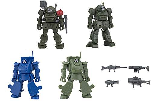 ガシャプラ 装甲騎兵ボトムズ02 (BOX) 10個入