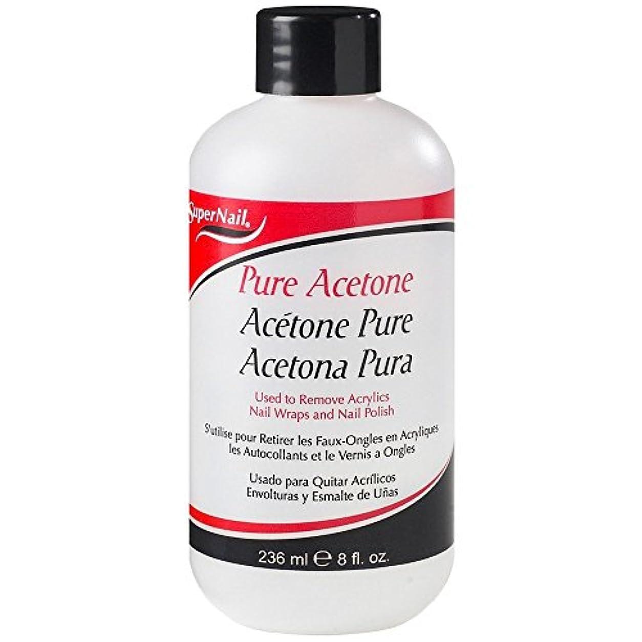 残酷おばあさんとんでもないSuper Nail Pure Acetone Polish Remover 235 ml (並行輸入品)