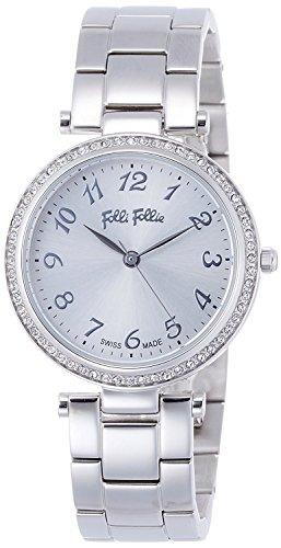 Folli Follie Classy反射スイス製Watch...